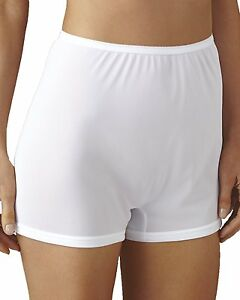 Dixie Belle Panties 315 Flare-Leg Nylon Plus-Size 11 13 14 NEW Made in USA Boxer