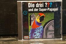 Die drei ??? und der Super-Papagei (1)