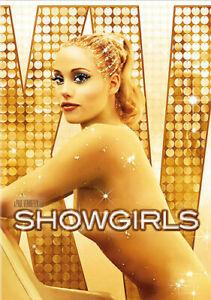 Showgirls (DVD, 1995) NEW Fast Shipping!