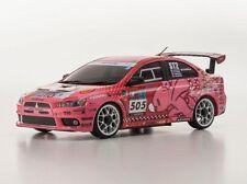 Kyosho Mini-Z carrosserie Mitsubishi Lancer Evolution GRG (Sombre Course Genius)