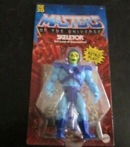 MASTERS OF THE UNIVERSE ORIGINS Skeletor 5 1/2 Inch Figure Mattel