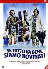 Dvd SE TUTTO VA BENE SIAMO ROVINATI - (1983) ......NUOVO