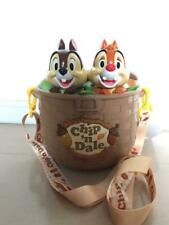 Chip and Dale Popcorn Bucket Tokyo Disney Resort Limited 2018 used