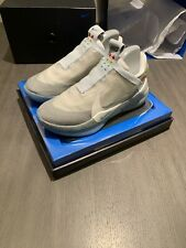 "Nike Adapt BB ""Air Mag"" Wolf Grey Size 9"