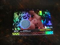 2010 Topps UFC---Fight Mat Relic---Bronze---#FM-CL  Chuck Liddell (22/88)