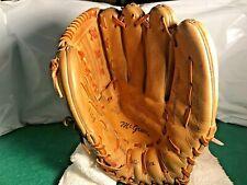 VINTAGE MCGRAW Genuine Leather RHT GLOVE Baseball12.0 PROFESSIONAL MODEL #184