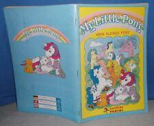 My little Mein kleines Pony Figurine Panini Album nicht voll Bilder Sticker 80 s