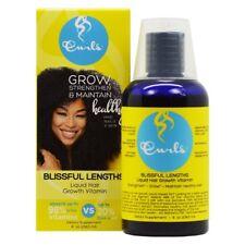 Curls Blissful Lengths Liquid Hair Growth Vitamin, 8 oz.