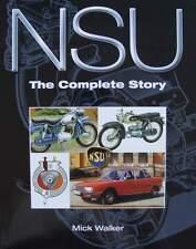 LIVRE NEUF : NSU - HISTOIRE COMPLETE (moto,voiture de collection)