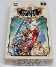 Battle Blaze - Fighting Game by Sammy Nintendo Super Famicom Japan JPN