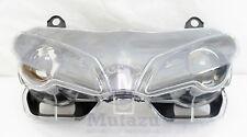 Mutazu Headlight Assembly Headlamp Light 2007-2011 for Ducati 1098 1198 848
