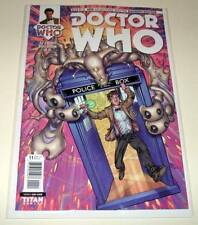 DOCTOR WHO : THE ELEVENTH DOCTOR # 11 Cover A Titan Comic May 2015 NM