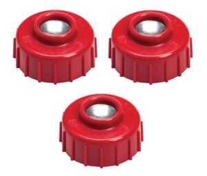 (3) TRIMMER HEAD BUMP KNOB FOR JOHN DEERE S1400 and DC1600