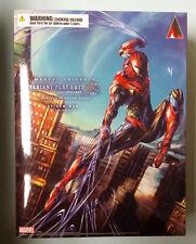 Marvel Universe Spider-Man Variant Play Arts Kai Authentic Square Enix Sealed!
