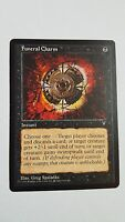 1x FUNERAL CHARM - Rare - Visions/Time Spiral - MTG - NM - Magic the Gathering