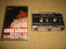 TONY TOUCH - Street Official / Hip Hop #68  (TAPE)  MASTERTAPES