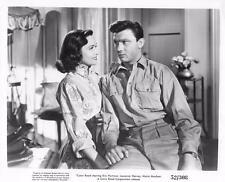 """Laurence Harvey, Marie Mauban """"Cairo Road"""" vintage movie still"""