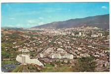 Postal de Las Mercedes, Caracas, Venezuela. Escrita al dorso y fechada en 1960