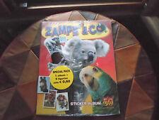 album figurine Zampe CO-2011,panini