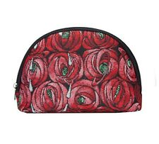 Mackintosh Rose & Tear DropTapestry Cosmetic Bag Purse