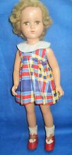 "1940'S ARRANBEE COMP[ 21"" DOLL  VINTAE CLOTHING"