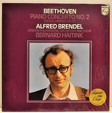 "ALFRED BRENDEL  ""Beethoven Piano Concerto No.2   Vinyl LP  Philips 9500 471  NM"