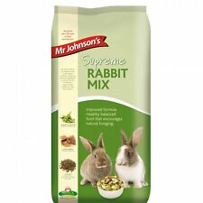 Mr Johnson's Supreme Rabbit Food Mix 15KG FREE POSTAGE