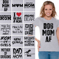 Mom Shirt Great Gifts for Mothers Day Mom Life T Shirt