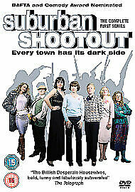 Suburban Shootout - Complete First Series / Series 1 (DVD, 2007)