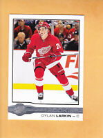 2015 16 O PEE CHEE GLOSSY ROOKIES # R-3 DYLAN LARKIN RED WINGS ** FREE SHIPPING