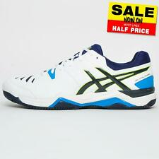 Asics Gel Challenger 10 Tennis Shoes Court Trainers White