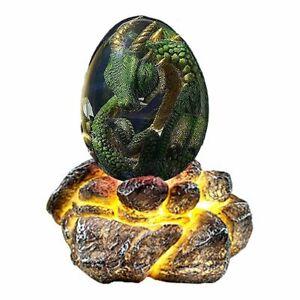 Resin Dinosaur Egg Lava Dragon Egg Dream Crystal Transparent Dragon Egg