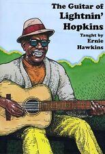 Guitar of Lightnin' Hopkins (2004, DVD NEW)