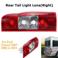 Rear Tail Light Lens Lamp Right Side For Ford Transit MK7 2006 to 2014   ^