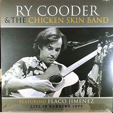 Ry & The Chicken Cooder Live In Hamburg 1977 vinyl LP NEW/SEALED