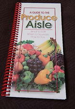 Guide to the Produce Aisle : How to pick fruits & Veggies at store, color photos