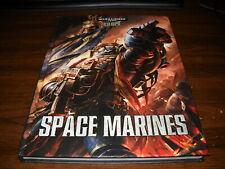 Warhammer 40k: Codex: Space Marines Hardcover: 2012