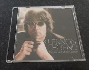 John Lennon-Lennon - Legend - CD & DVD