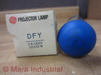 General Electric DFY Projector Lamp