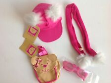 """Design A Bear 2 New Accessories Set For 15"""" Chad Valley Designabear As Shown."""