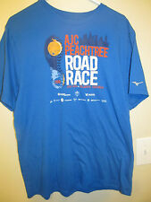 2016 Peachtree Road Race shirt Authentic - Mizuno Adult large
