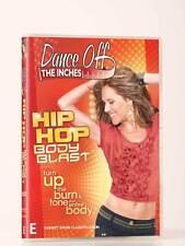 Dance off the Inches: Hip Hop Body Blast * NEW DVD * burn tone entire body