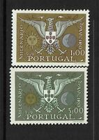 Portugal SC# 844 and 845, appear Never Hinged - S7879