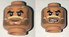New Lego - Figure Head - Star Wars - Quinlan Vos - 75151 Clone Turbo Tank 1574