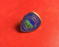 Pin Badge Lapel POLICE CITY OF ASHVILLE NORTH CAROLINA. Rarity