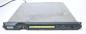 Tandberg Ericsson E5710 MPEG2 Encoder Composite CVBS VBI