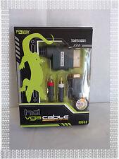 Adaptateur HD VGA Cable 24K Gold Plates pour  Xbox 360  XBOX