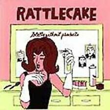 FREE US SHIP. on ANY 2 CDs! NEW CD Rattlecake: Totally Without Products EP