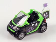 """Busch 99058 Smart Cabrio """"Kleiner Feigling"""" grün limitiert 250 Stk 1:87 neu+OVP"""