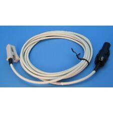 New Small Veterinary SpO2 Lingual / Ear Sensor 4 Novametrix Oximeters & Monitors